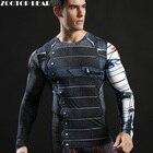 3D Winter Soldier T-...