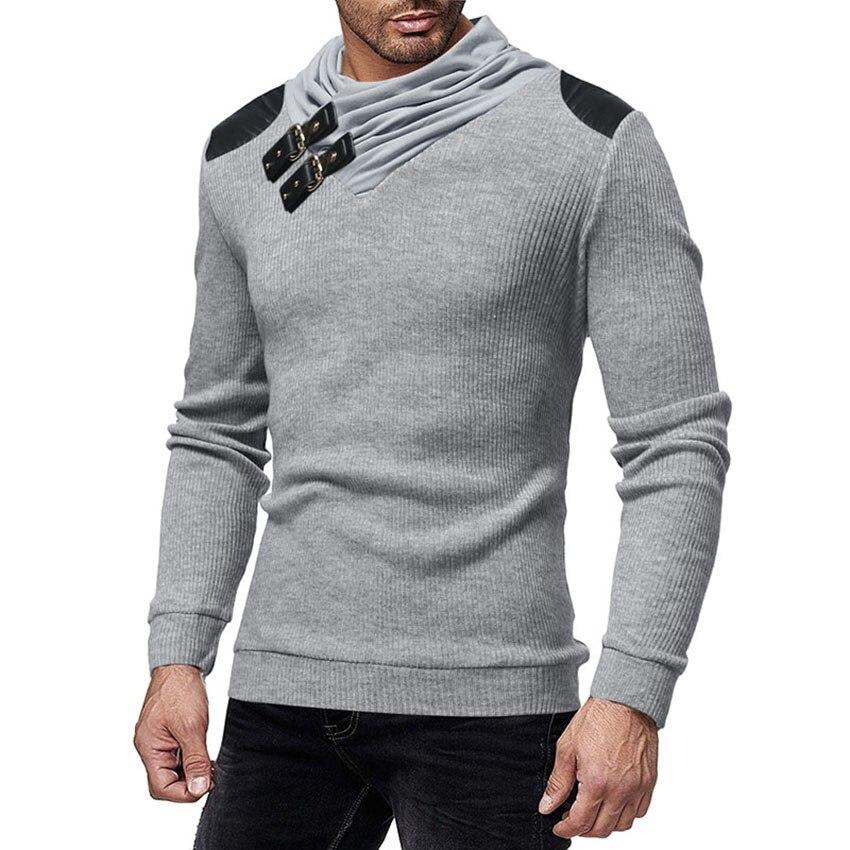 Pullover Männer 2018 Marke mode Pullover Pullover Männlichen V-ausschnitt Muster Baggy Stricken Herren Herbst Winter Pullover Lässige Strickwaren