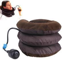 Массажная надувная подушка для шеи надувная u-образная подушка для путешествий Автомобильная подушка для шеи надувная подушка для отдыха для путешествий подушка для шеи
