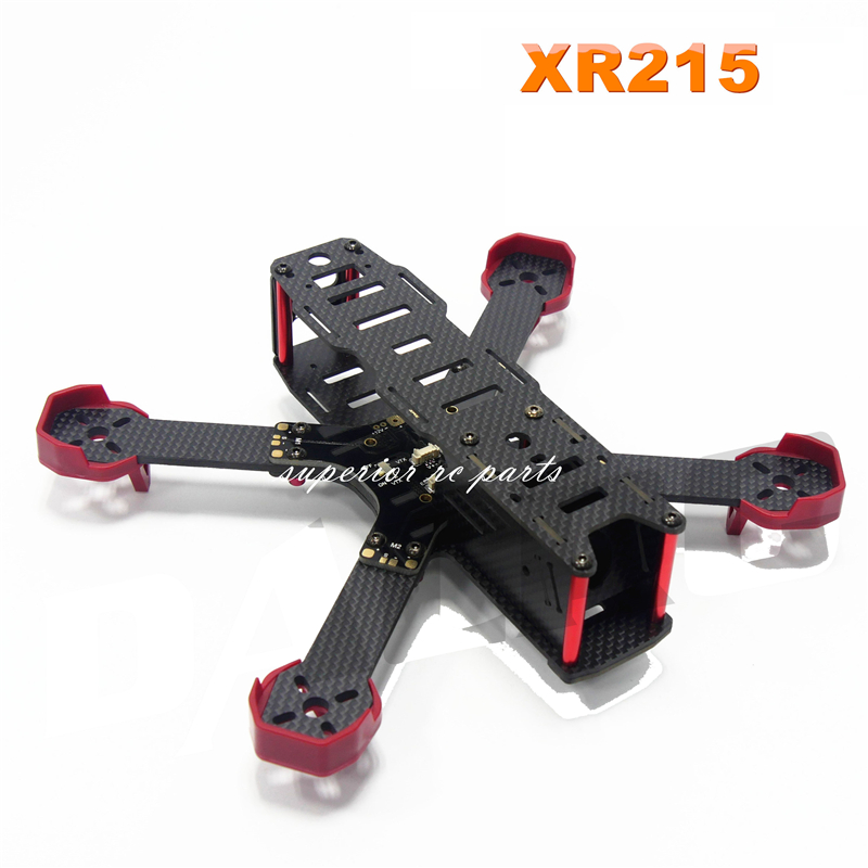 DALRC XR215 Plus 215mm 4-Axis Carbon Fiber Quadcopter Frame with Built-in OSD BEC and Buzzer on Its PDB Board GSX physico chemical investigation on 1 4 dioxane and its binary systems