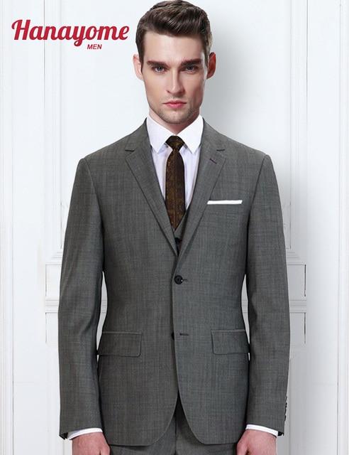 Mens Linen Suits Weddings Men\'s 3 Pieces New Fashion Wedding ...