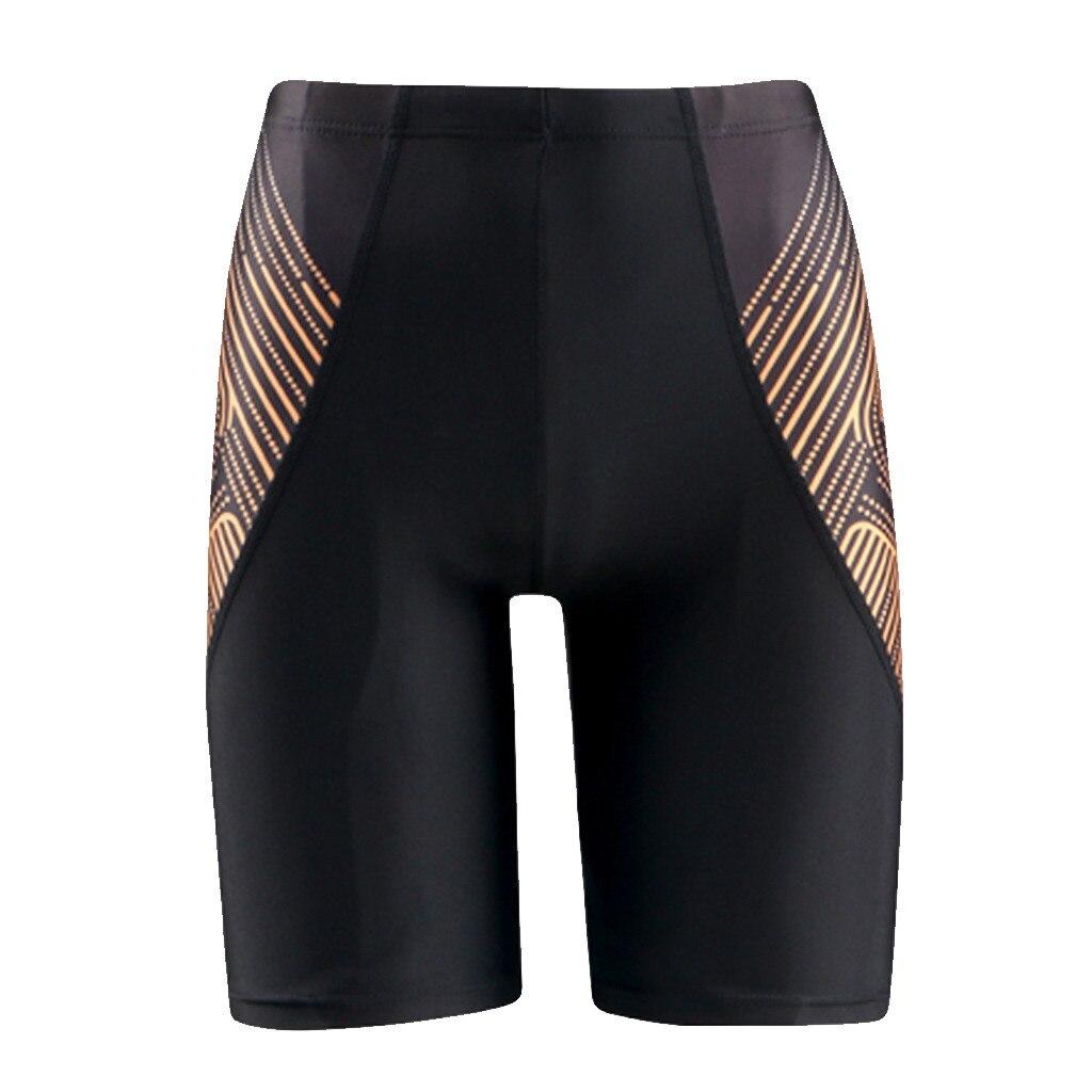 Swimwear Men Shorts Maillot-De-Bain Man Print Quick-Dry
