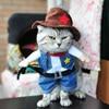 Cat Cowboy Outfit