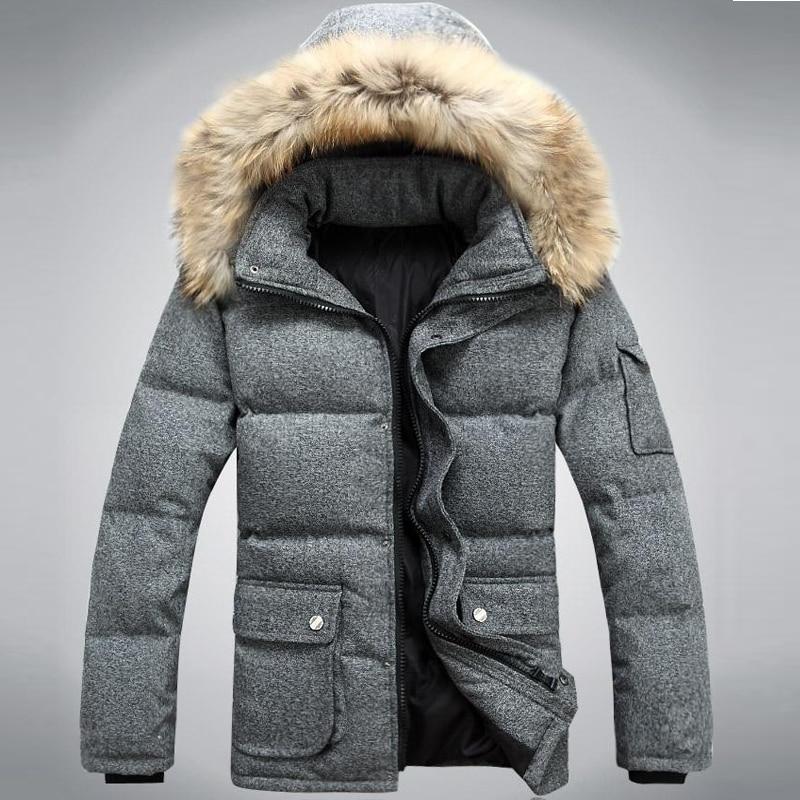 Online Buy Wholesale best winter coats men from China best winter ...