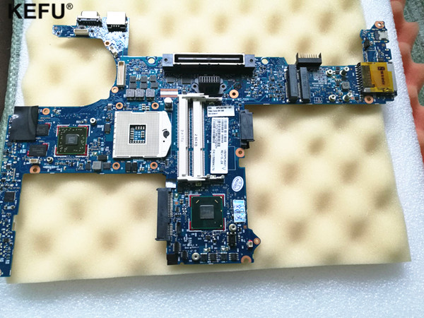642754 001 6050A2398501 MB A02 Fit For HP EliteBook 8460P