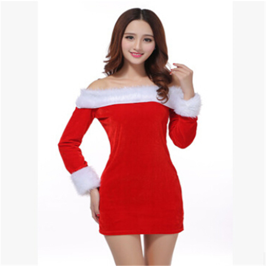 Cheap sexy christmas outfits