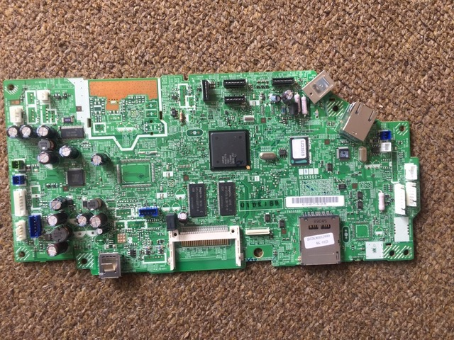 MAIN BOARD LT0305001 B53K960-3 FOR BROTHER MFC 495CW PRINTER