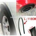 Подходит для Toyota Verso-S  мягкое колесо для бровей  защитное колесо  накладка на арку 118 см  два предмета (один комплект)