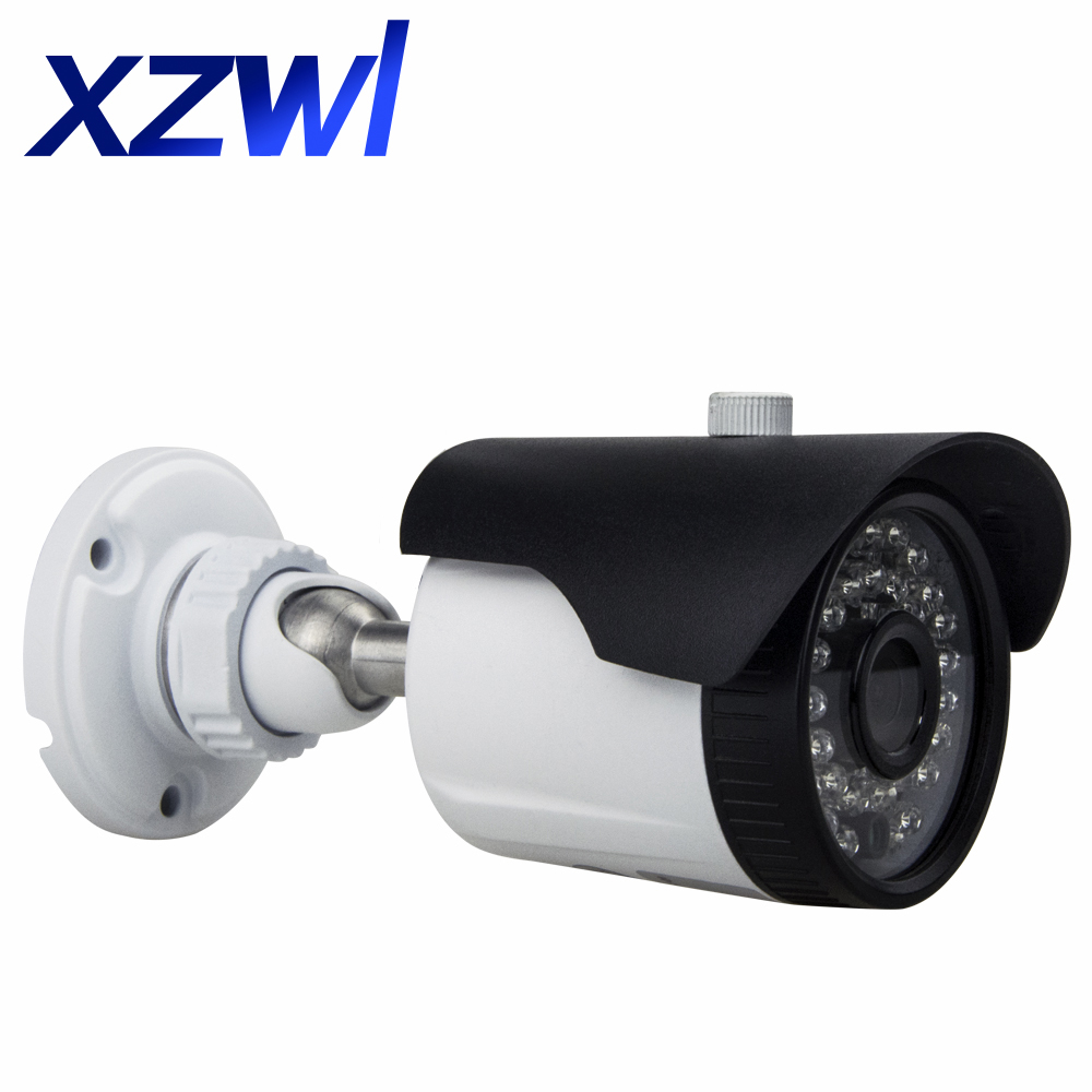 HD IP Camera 720P 960P Outdoor Security Web video cam 1MP 1.3MP Metal Bullet Surveillance CCTV Camera IP ONVIF P2P jienuo ip camera 960p outdoor surveillance infrared cctv security system webcam waterproof video cam home p2p onvif 1280 960