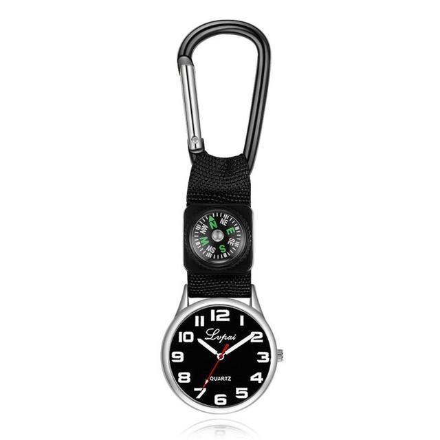LVPAI Multi-function New Sports Simple Watch Portable Leisure Nurses Quartz Cloc