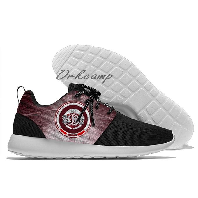 Kontinental Hockey Team Riga Dinamo Salavat Yulaev Ufa Running Shoes Lightweight Breathable Walking Jogging Shoes