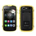"""Kenxinda W5 4.0 """"IP68 водонепроницаемый смартфон Quad core 1 ГБ + 8 ГБ Android 5.0 dual SIM двойная камера 4 Г LTE прочный мобильный телефон P107"""