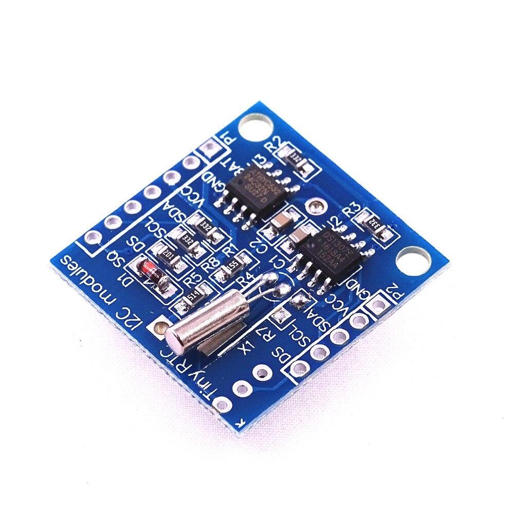 I2C RTC DS1307 (1)