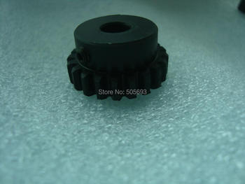 New product 4 Mould  spur gear shaft with 17 teeth  for cnc machine 10pcs a pack