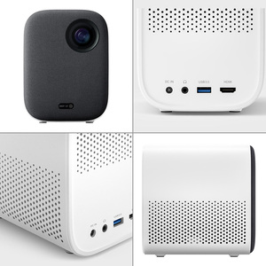 Image 3 - Xiaomi Mijia Mini Projector DLP Portable 1920*1080 Support 4K Video WIFI Proyector LED Beamer TV Full HD for Home Cinema