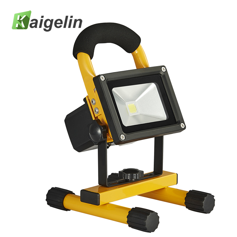 5 Pcs Waterproof Floodlight Rechargeable LED Flood Light Lamp portable Outdoor Spotlight Camping Work Light with DC Car Charger cob led flood light dimmable 100w portable led floodlight cordless work light rechargeable spot outdoor working camping lamp