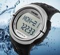LEVOU ao ar livre Relógios Desportivos Relógio Militar de Fitness Pedômetro Heart Rate Monitor de Calorias Contador Digital para Mulheres Dos Homens relógio de Pulso