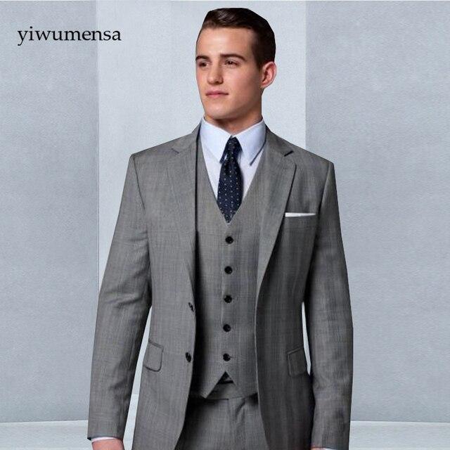 852ba1374f5d € 72.39 46% de DESCUENTO Aliexpress.com: Comprar YWMS 272 último abrigo  pantalones diseños terno blanco para hombre precio barato hombres traje de  ...