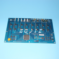 Zhongye printer 16 heads carrige board for seiko 510 print head
