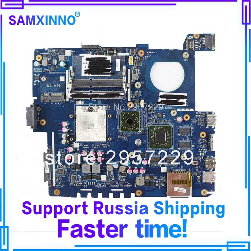 K53TA Motherboard REV1.1 1GB RAM For ASUS K53TA K53T K53TK X53T laptop Motherboard K53TA Mainboard K53TA Motherboard test 100%OK