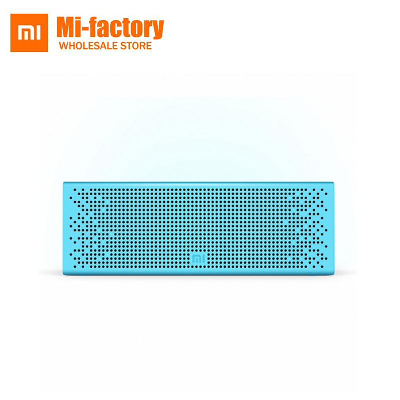 Original Xiaomi Mi Mini Bluetooth Speaker Portable Wireless Stereo USB mp3 player PC Speaker for Computer Laptop iPhone Android original xiaomi bluetooth speaker wireless stereo mini portable mp3 player hands free phone support sd card for iphone xiaomi