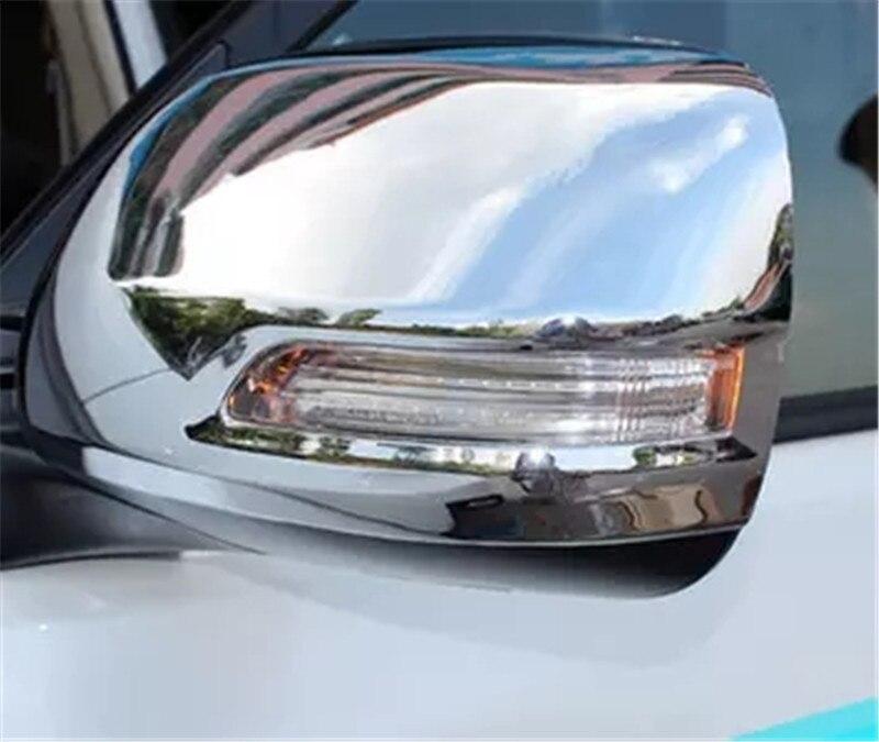 Décoration de rétroviseur de voiture/rétroviseur pour Toyota Land Cruiser Prado Prado 2010-2015