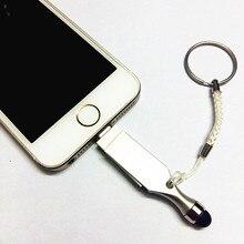 חדש USB פלאש נהג HD U דיסק ברקים נתונים עבור iPhone/iPad/iPod, micro usb ממשק דיסק און קי עבור PC/MAC 8 gb/16 gb/32 gb/64 gb