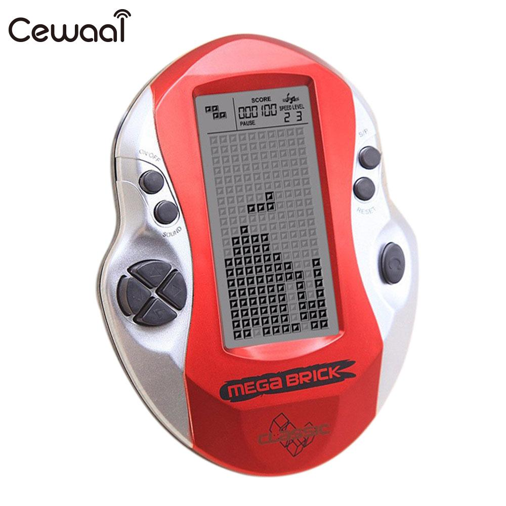 Cewaal ABS 30. Inchs Handheld Handheld Game Console Toys and Games Video Game Console High Performance Christmas Gift