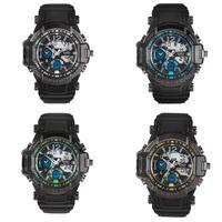 Multifunctional Men Sports Wrist Watch Waterproof Outdoor Students Clock Top Luxury Brand Digital Quartz Male Reloj