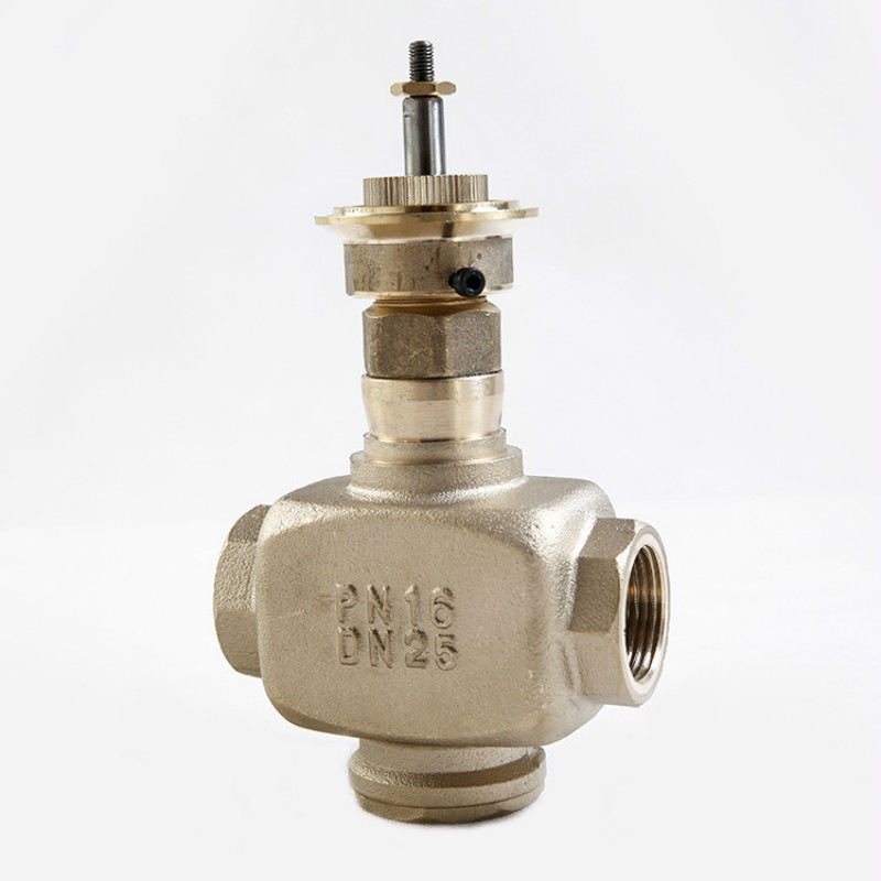 цена Electric two way regulating valve Proportional integral valve For central air conditioning DN25-DN32
