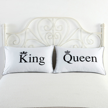 Hot 2pcs/pair Bedding Outlet Queen King White Pillowcase Royal Series Soft Pillow Case 48*74cm Hotel Bedding Body Pillow Cover
