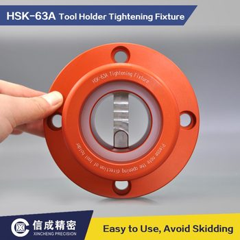 HSK 63A Tightening Fixture Simple Structure Easy to Use