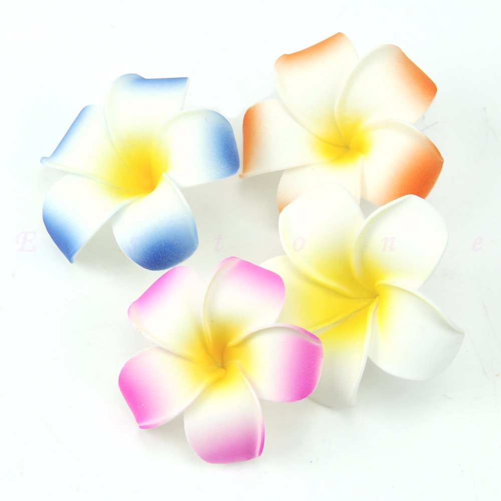 Buy plumeria flower and get free shipping on AliExpress.com