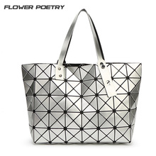 Luxury Handbags Women Bags Designer Lattice Folding Geometry Bao Bao Bags Handbags Famous Brands BaoBao Bags