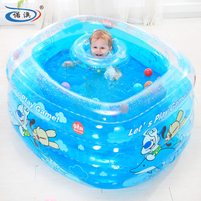 Baby Baby Swimming Pool Infant Children Ocean Pool Insulation Bucket Baths  Inflatable Bath Tub Adults Plastic