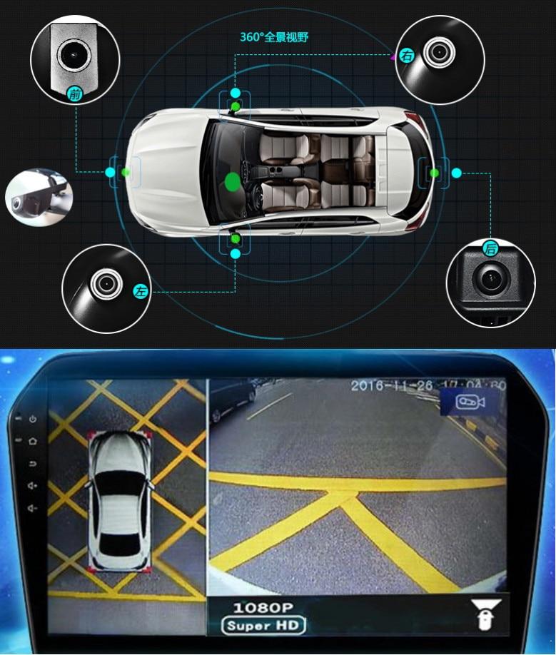 360 grad kamera auto