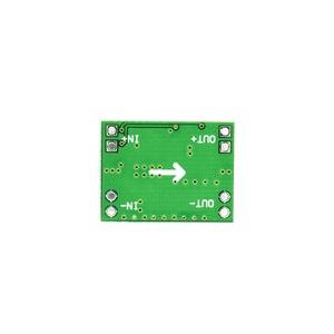 Image 2 - משלוח חינם 100PCS MP1584 במיוחד קטן גודל DC DC צעד למטה אספקת חשמל מודול 3A מתכוונן צעד למטה מודול סופר LM2596
