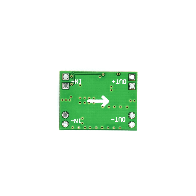 Image 2 - Free Shipping 100PCS MP1584 Ultra small size DC DC step down power supply module 3A adjustable step down module super LM2596-in Integrated Circuits from Electronic Components & Supplies