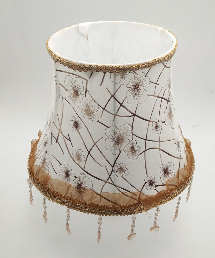 NEW Lampshade for table lamps Lace Abstract simple Pattern Textile Fabrics  lampshade
