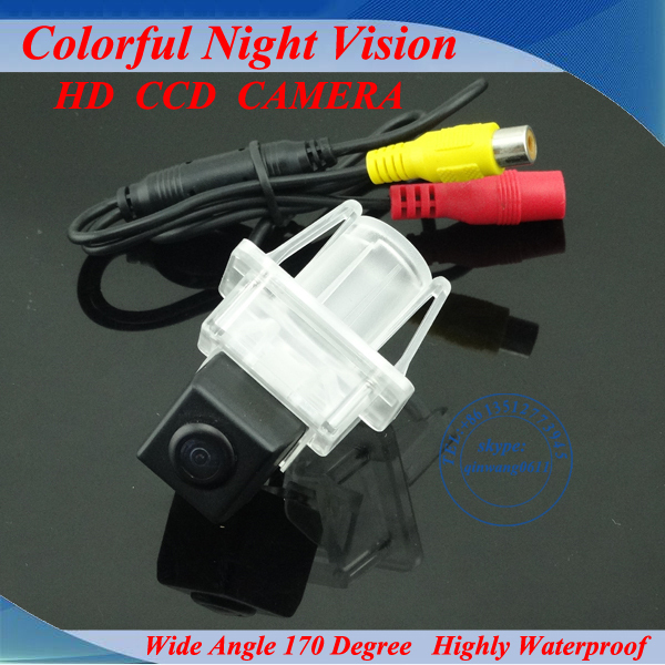 CCD Car Reverse Camera for Mercedes -Benz C E S CLASS CL CLASS W204 W212 W216 W221 Parking Camera Night Vision Free Shipping