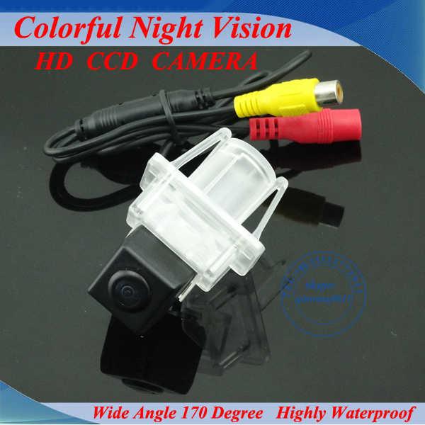 Caméra de recul de voiture CCD pour mercedes-benz C E S classe CL classe W204 W212 W216 W221 caméra de stationnement Vision nocturne livraison gratuite