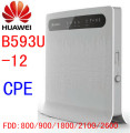 unlocked HUAWEI B593 b593u-12 LTE mifi WiFi 4G home Router wireless 4g lte dongle with SIM Card Slot cpe pk  e5172 b880 b890