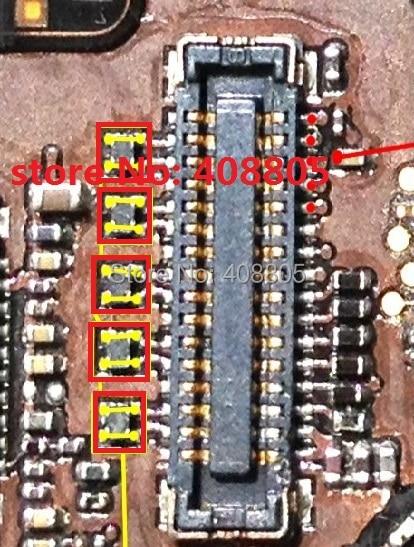10 قطعة/الوحدة لباد البسيطة lcd صورة lcd تصفية البيانات مربع غطاء شحن مجاني