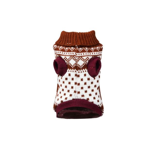 Christmas Pet Sweater Dog Clothes For Dogs Soft Clothing For Dog Summer Chihuahua Clothes Comfotable Outfit Dachshund For Gatos