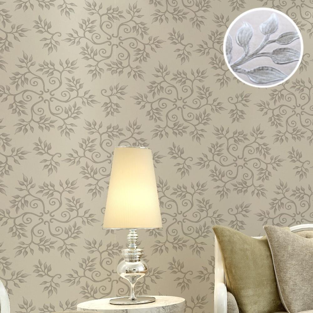 Merkmal Moderne Schneeflocke Design Geometric Floral Damast 3D ...