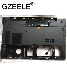 GZEELE nouveau pour Acer Aspire 5560 5560G MS2319 socle inférieur couvercle du boîtier 39.4MF.02.XXX WIS604MF2000 Chasis couvercle plastiques noir