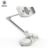 Baseus Mobile Phone Tablet PC Holder Stand 5 5 15 Inch Adjustable For IPad Mini Air