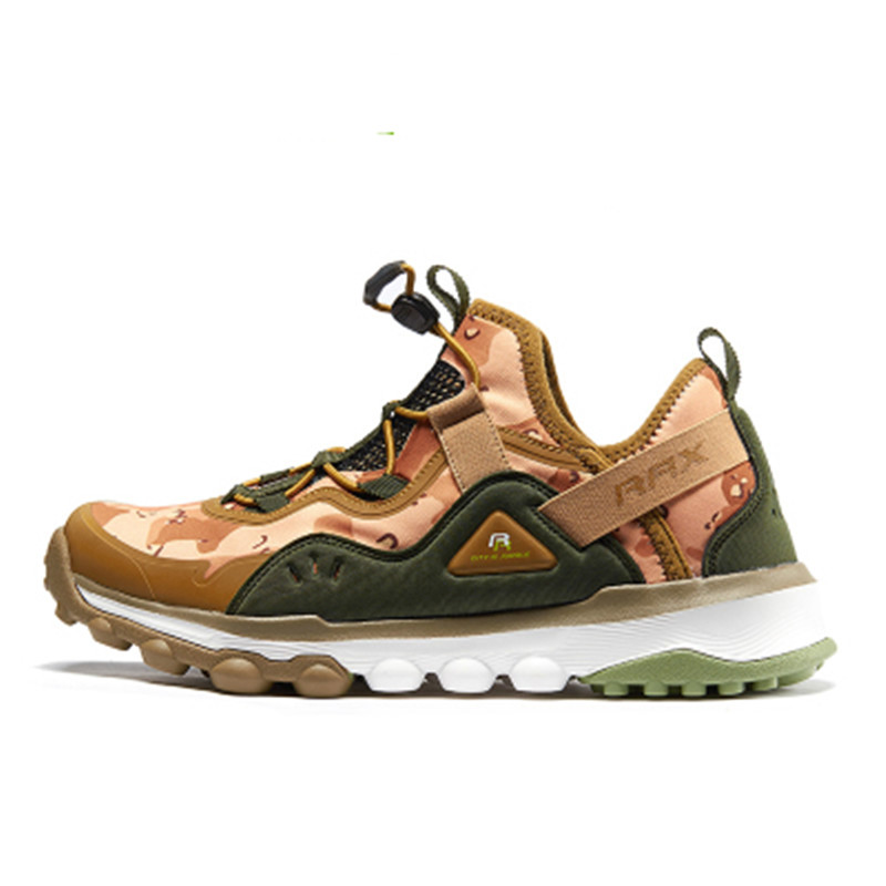 2017 Hiking Boots Shoes Spring And Summer Outdoor Breathable Male Female Shock Absorption Off-road Men's Full Slip-resistant yin qi shi man winter outdoor shoes hiking camping trip high top hiking boots cow leather durable female plush warm outdoor boot
