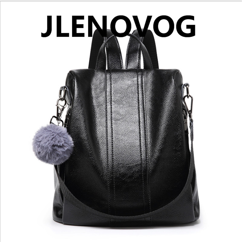 Diagonal single shoulder portable new Korean version of the wild outdoor soft leather ladies fashion casual bagDiagonal single shoulder portable new Korean version of the wild outdoor soft leather ladies fashion casual bag