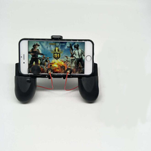 For PUGB Mobile Game Controller PUBG Joystick Gamepad Metal L1 R1 Button for iPhone Gaming Pad Android